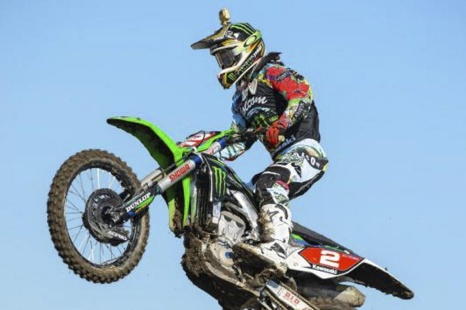 Lake Elsinore:<br /> 450 Moto 2 Report