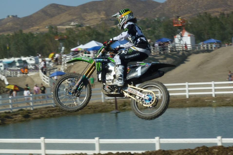 Lake Elsinore: 250 Moto 2 Report
