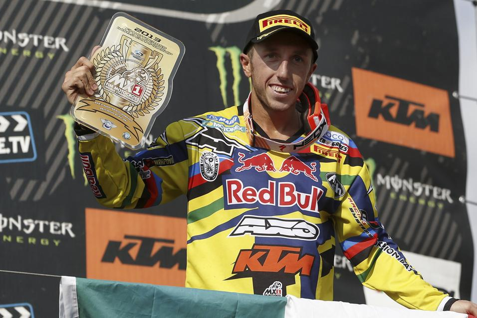 Racer X Race Report:<br /> MXGP of Great Britain