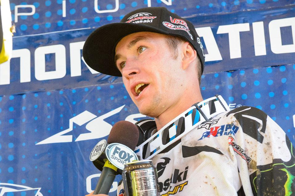 Racer X Films  Spotlight: Blake Baggett