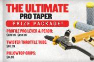 TGI Freeday: Pro Taper Prize Pack!