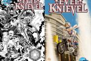 Evel Knievel Comic Book Set for Release