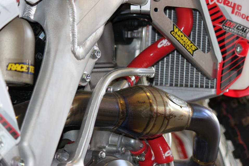 Racer X Tested: CV4  Radiator Cap and Hose Kit