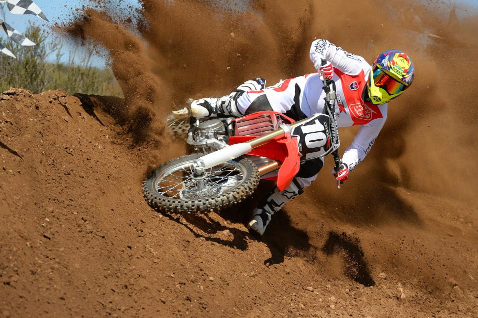 2014 Honda CRF250 Gallery
