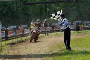 Mullins Takes Points Lead to Unadilla