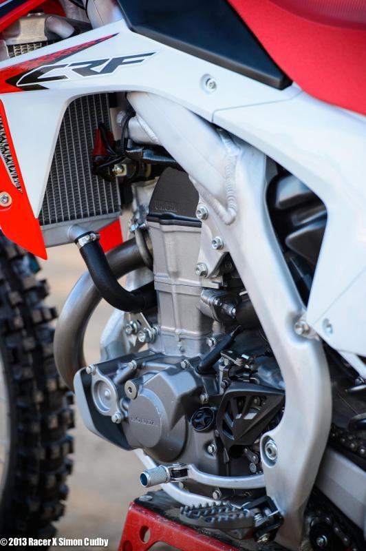 2014 Honda CRF450R