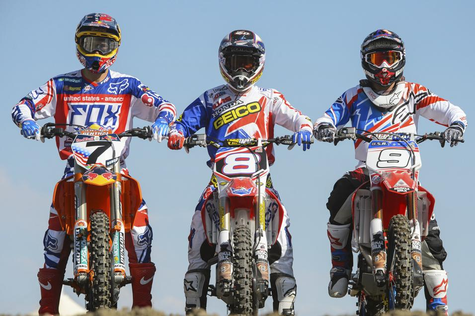 Who will have the best  day at the MXoN?
