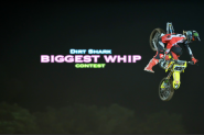 Dirt Shark Biggest Whip at MEC