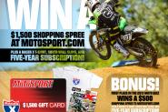 $1,500 MotoSport Shopping Spree