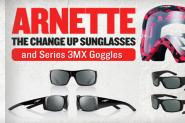 TGI Freeday: Arnette Goggles & Glasses!
