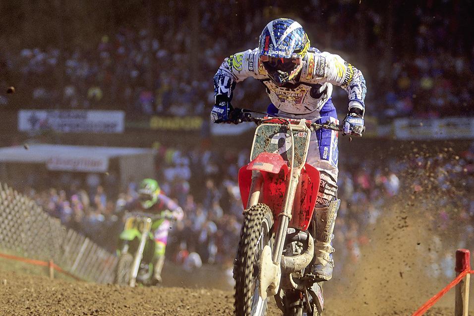 Team USA Top 25 Countdown: #15 Jeremy McGrath