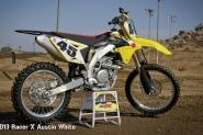 Racer X Tested: 2014  Suzuki RM-Z450