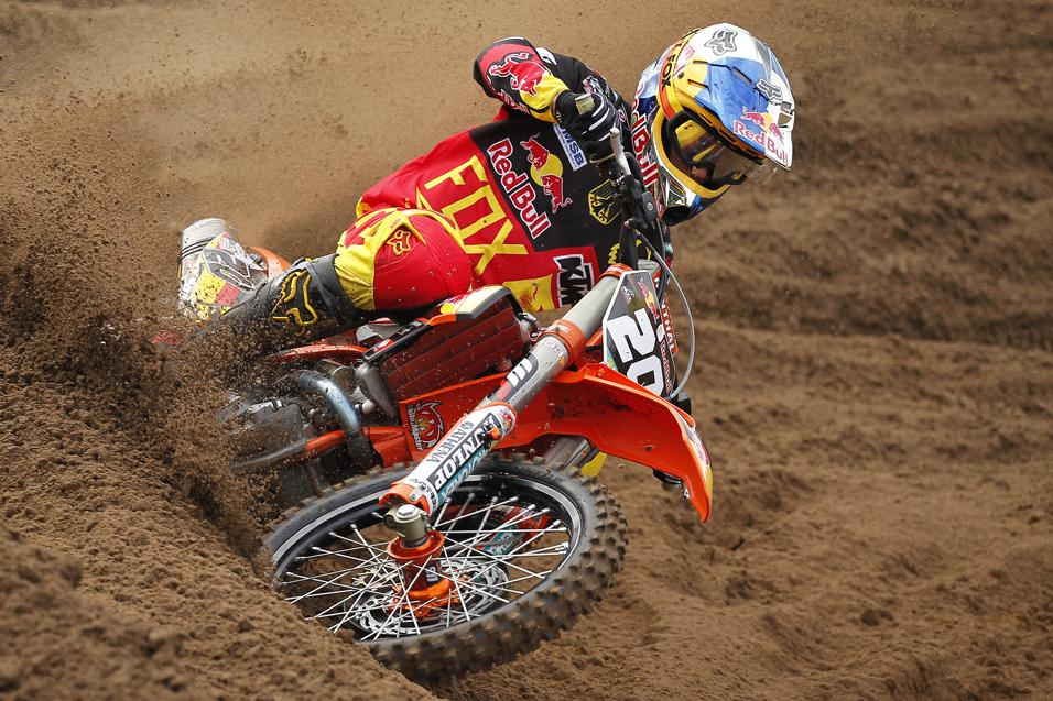 <strong>Bench Racing Ammo:</strong> Roczen's 250 vs. the World