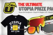 TGI Freeday: Ultimate Utopia Prize Pack!