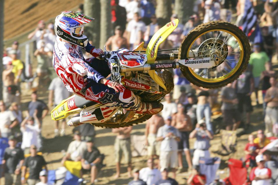 Team USA Top 25 Countdown: #8 Ricky Carmichael