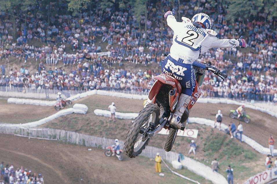 Team USA Top 25 Countdown: #6 Ricky Johnson - Racer X Online
