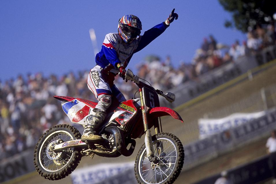 Bench Racing Ammo:  Forgotten MXoN Motos