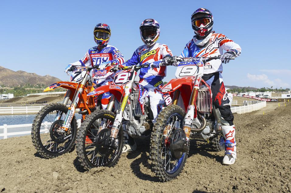 450 Words: MXoN  Spotter's Guide
