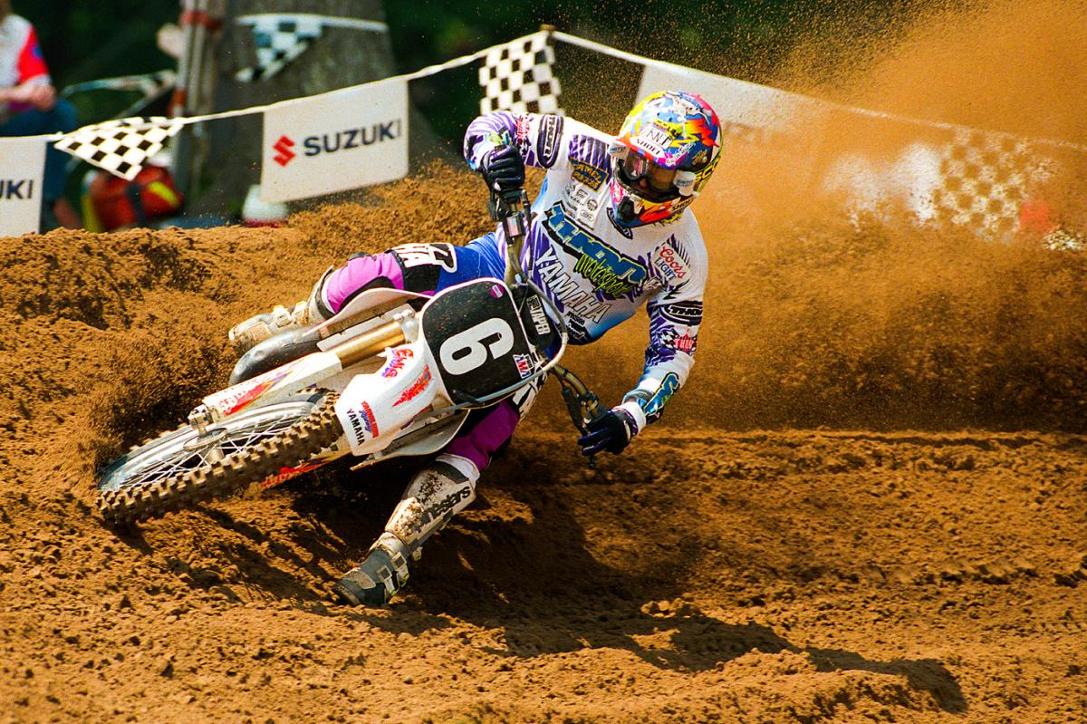 Jeff Emig and his boys helped turn the YZ125 into a potent weapon.