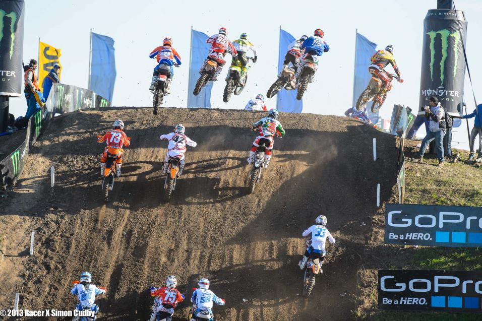 Racer X<br /> <strong>Race Report:</strong><br /> Motocross of Nations