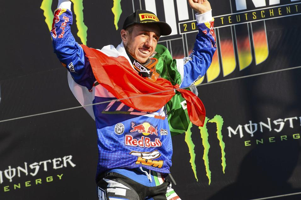 <strong>Monday</strong> Convo: Tony Cairoli