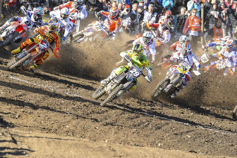 Who Had the Best  MXoN Performance?
