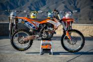 Racer X Tested:  2013 KTM 250 SX-F Big Bore
