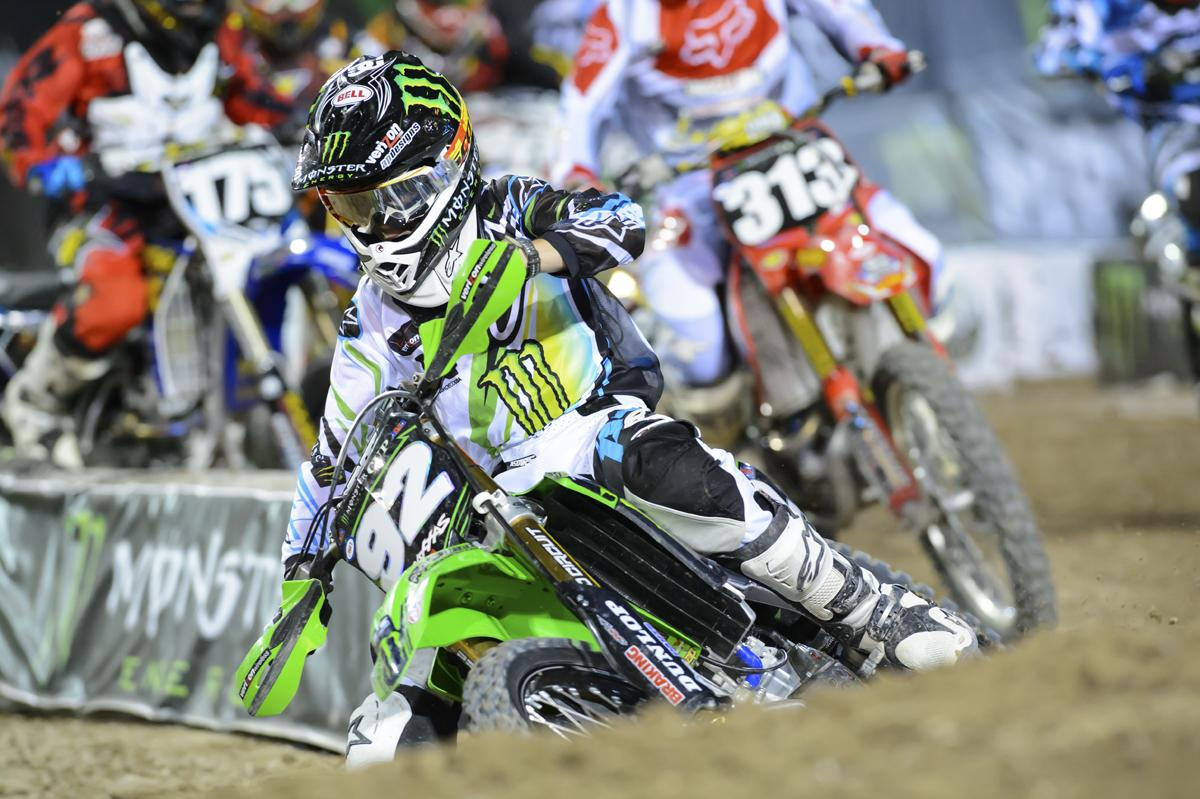 Adam Cianciarulo and Webb went head-to-head one last time as amateurs last year.