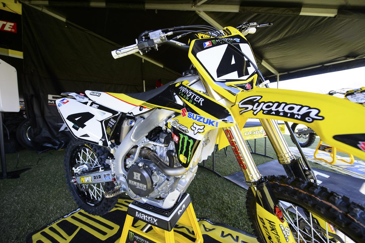 RCH made its team debut at the Monster Energy Cup in 2012. The team didn't race, but did announce Broc Tickle as the lead rider.