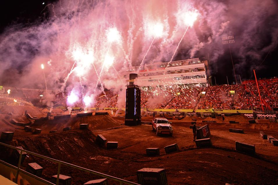 Looking Back: 2012 Monster Energy Cup
