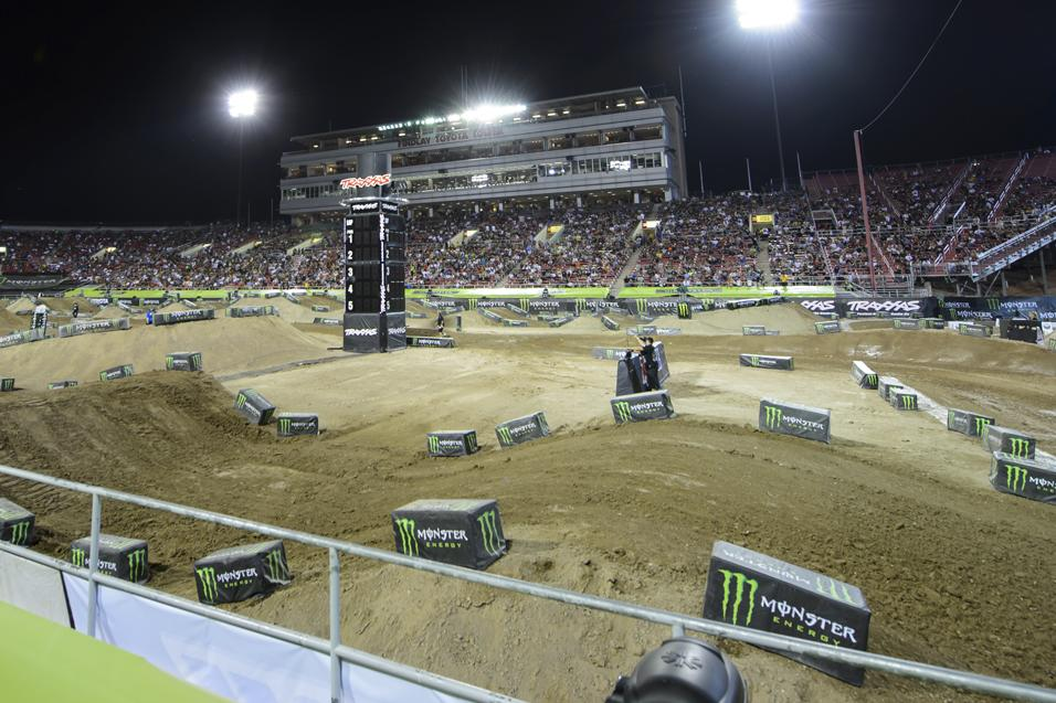 Bench Racing Ammo:  Monster Energy Cup