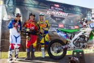 Rutledge Wins Women's AUS SX Opener