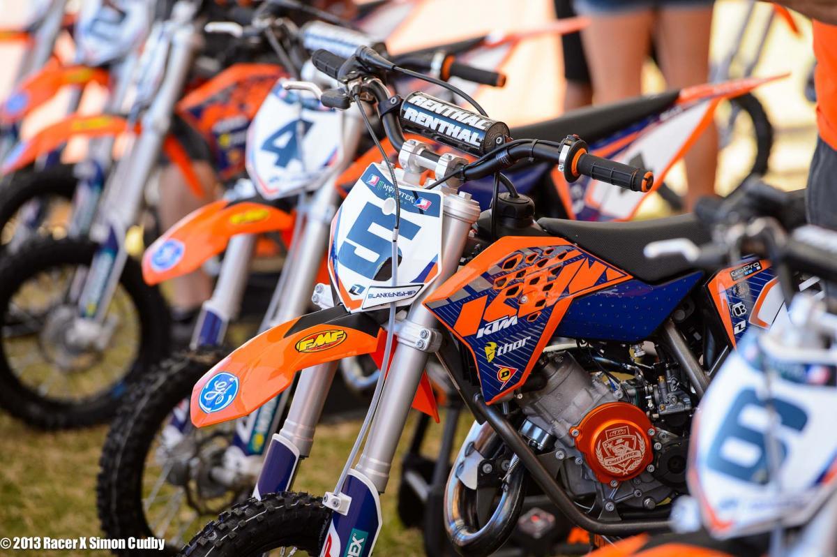 KTM Jr SX