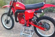 Your Collection: '79 Honda Red Rocket 250
