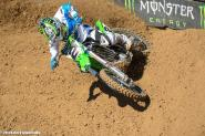 Monster Energy  Cup Practice Report