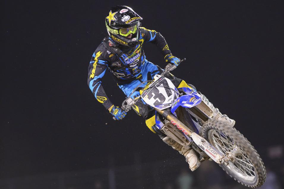 250 Words: Cooper Webb