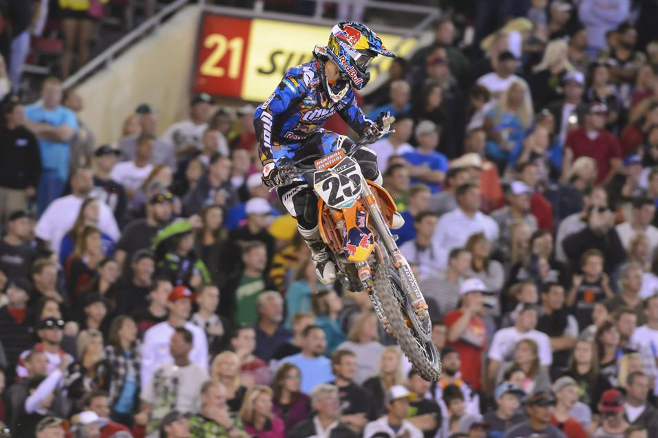 Racer X Notebook:  Monster Energy Cup