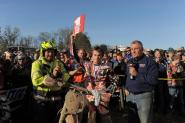 Russell Fends off Mullins for GNCC Title
