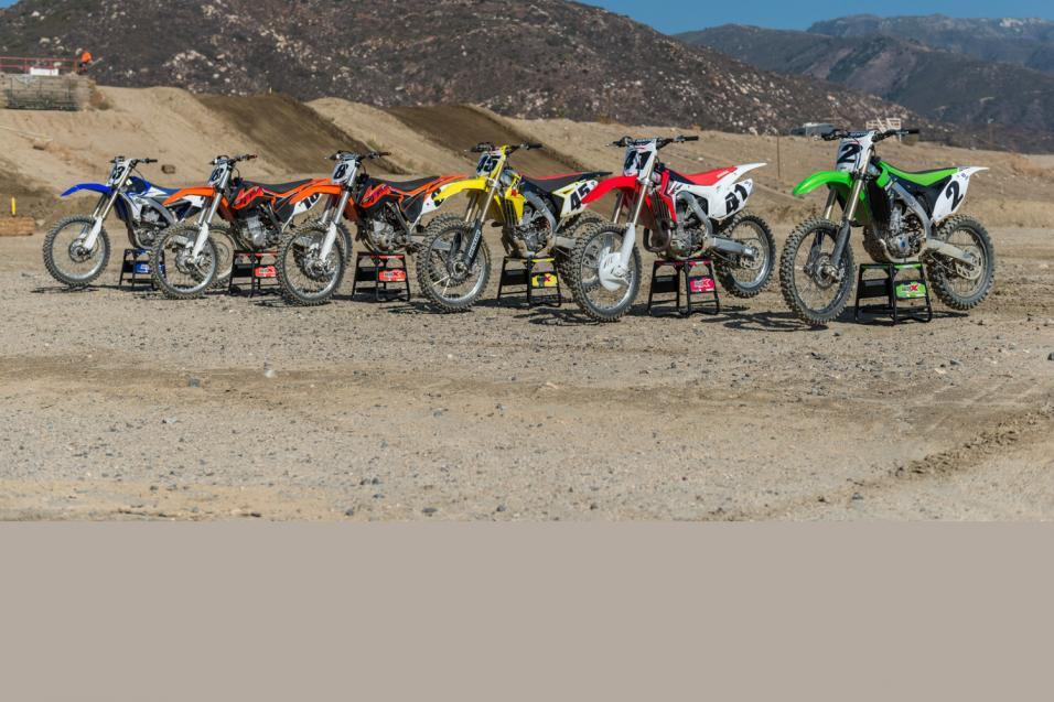 Rapid ReaXtion:  The 450 Shootout