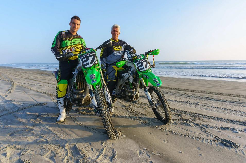 Racer X Films: MSR  Baja Ride with Nick Wey