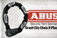 TGI Freeday: ABUS Granit City Chain Lock!
