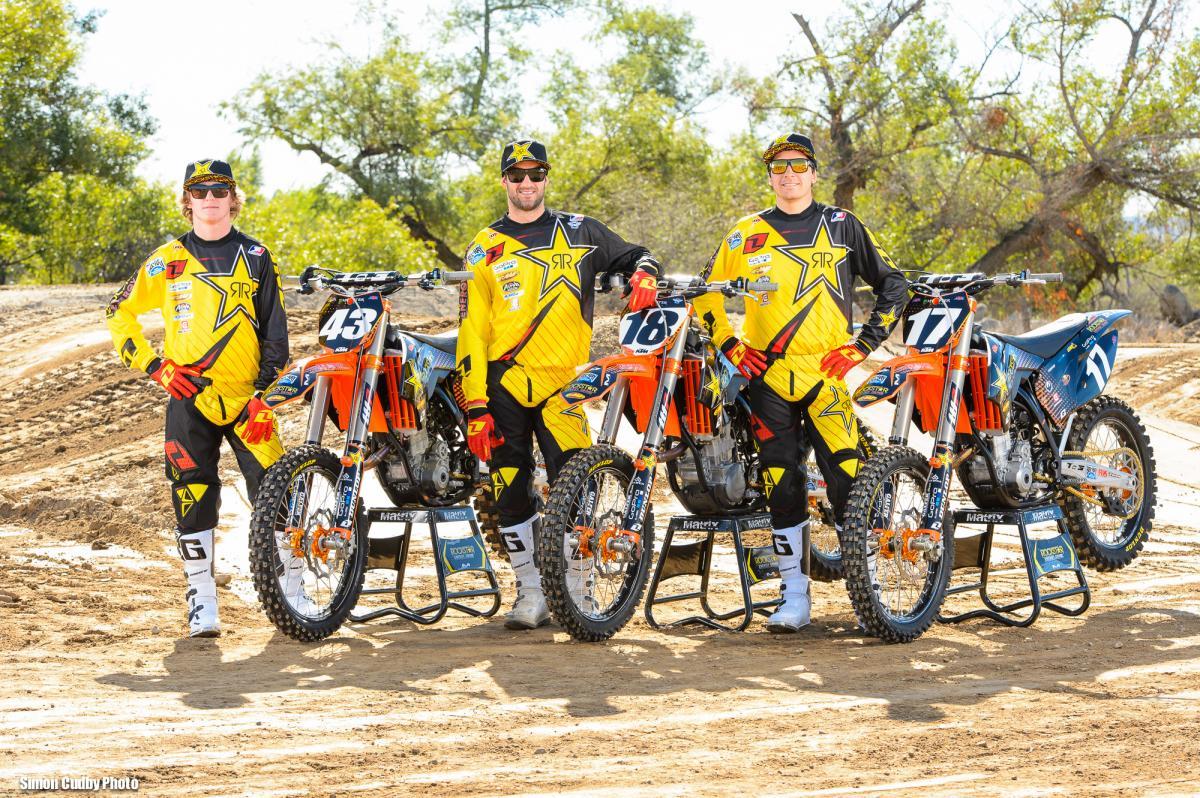 Team Rockstar Energy KTM