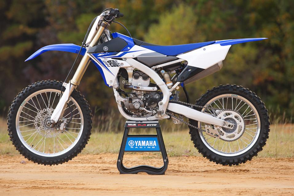 Rapid ReaXtion: YZ250F