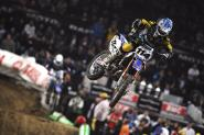 Barcia, Canard Headline Bercy | Entry List