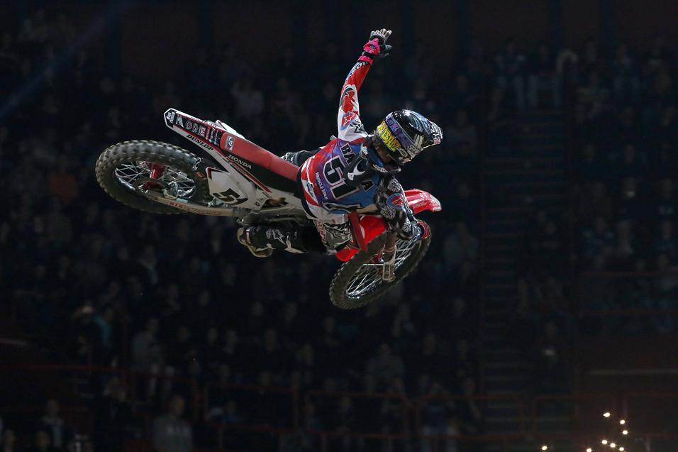 Racer X Race Report Bercy: Saturday