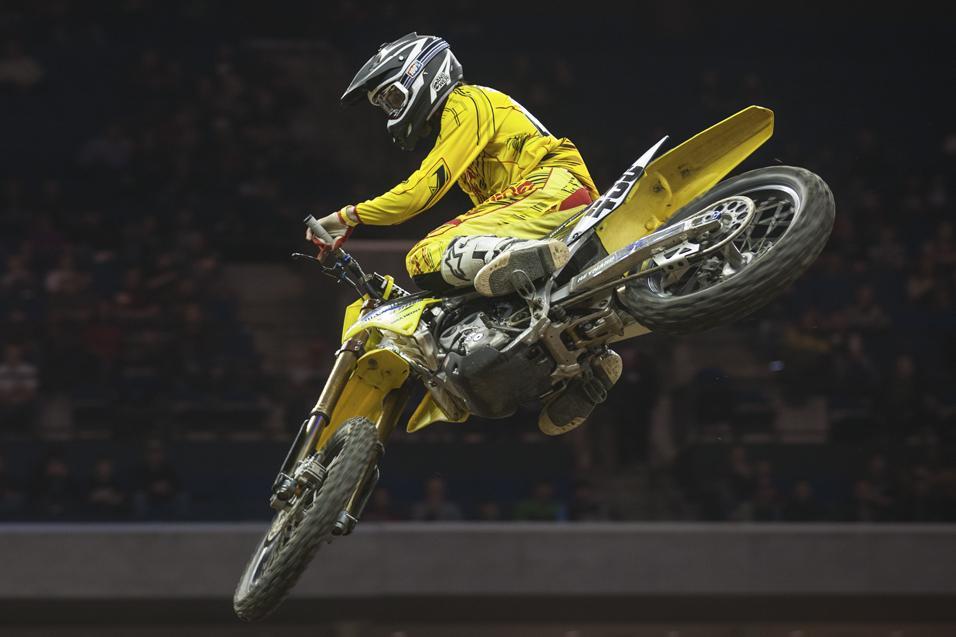 Racer X Films: Cory Green