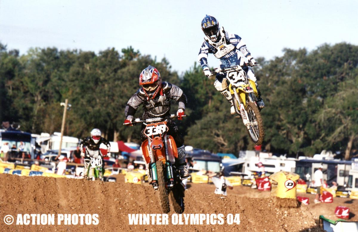 Zach Osborne, Nico Izzi, Trey Canard / Thom Vetty photo