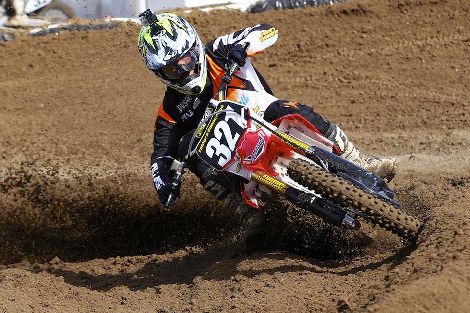 Racer X Films:  RJ Hampshire GoPro