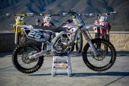 Racer X Tested:   2013 Yamaha YZF250 Big Bore