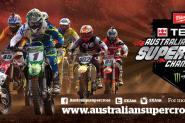 2014 Australian SX Schedule Released